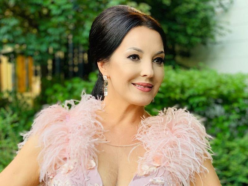 Angela Rusu, însărcinată cu cel de-al treilea copil