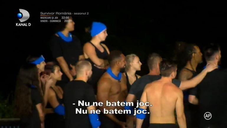 """Jador, luat în vizor de concurenții Survivor România 2021! A aruncat cu decorul spre Războinici! """"Așa e el, prost..."""""""