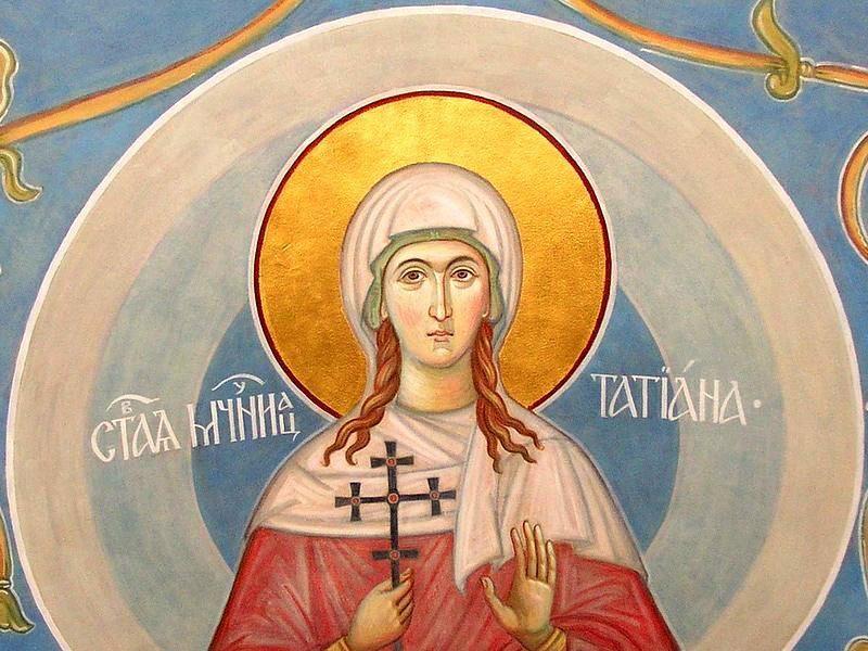 Calendar Creștin Ortodox. Cine este Sfânta Muceniţă Tatiana