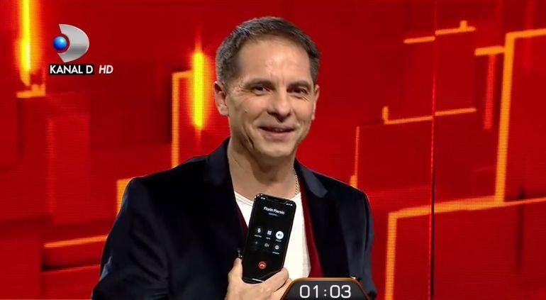 De ce l-a sunat Dan Negru pe Florin Piersic din emisiunea lui Denise Rifai! Ce mesaj i-a transmis marelui actor? VIDEO