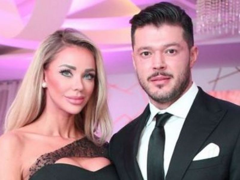 Victor Slav și Bianca Drăgușanu