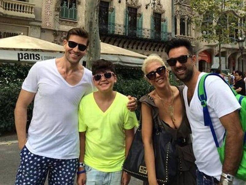 Raluca Bădulescu, declarații emoționante despre fiul ei