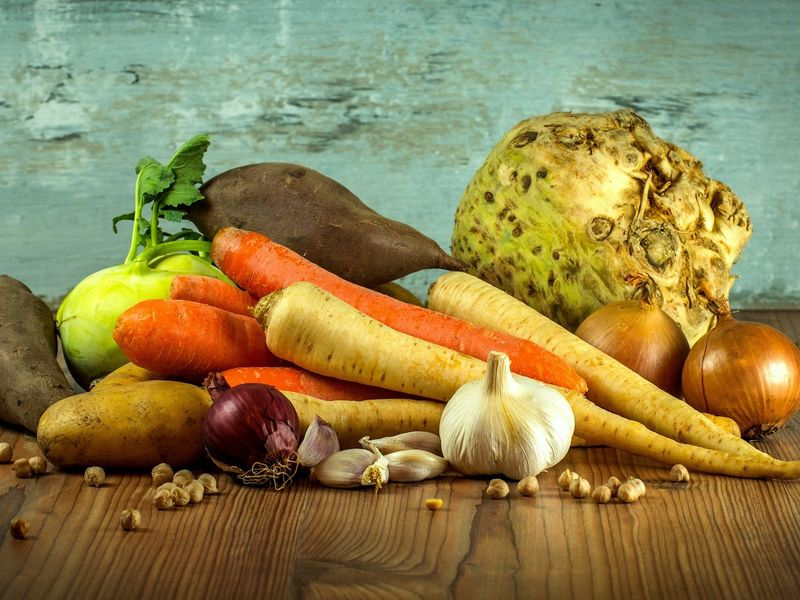 Două legume gustoase, nelipsite din bucătăria fiecăruia, care ne dau poftă de mâncare