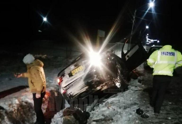 Activistul de mediu Daniel Bodnar, grav rănit după ce a fost implicat într-un accident de mașină