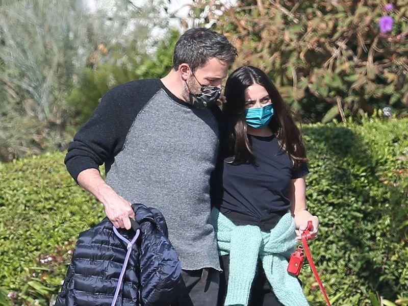 Ben Affleck și Ana De Armas