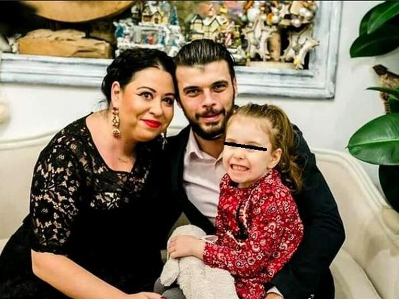 Oana Roman a decis în privința custodiei fiicei sale
