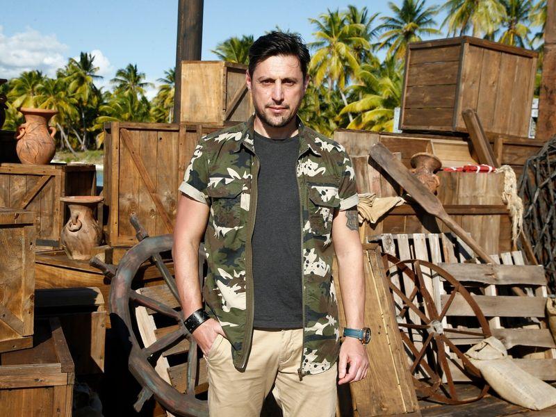 Daniel Pavel, prezentatorul Survivor România