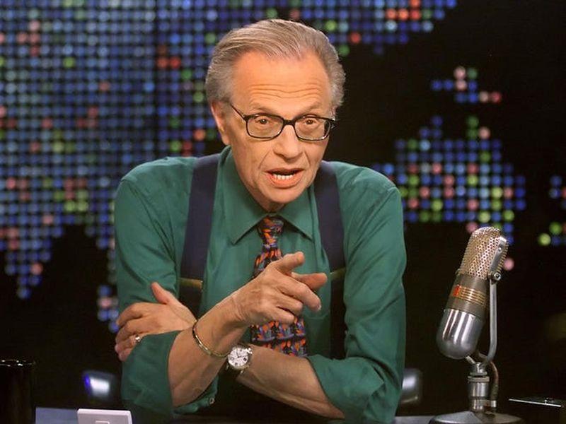 Larry King s-a stins din viață la vârsta de 87 de ani