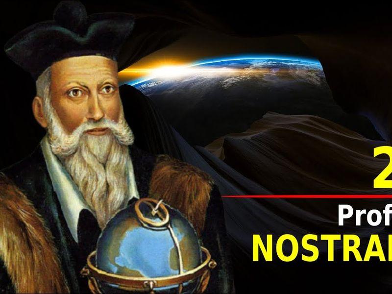 Profetiile lui Nostradamus pentru 2021