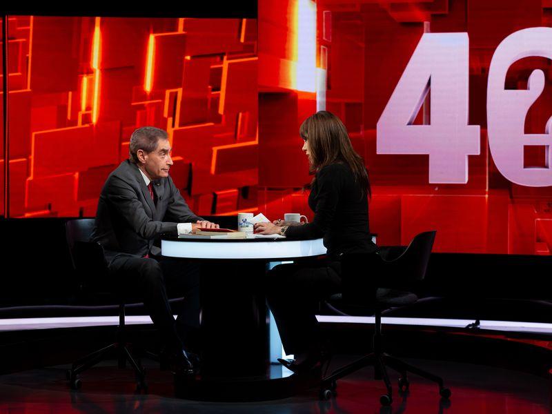 Petre Roman, la 40 de întrebări cu Denise Rifai
