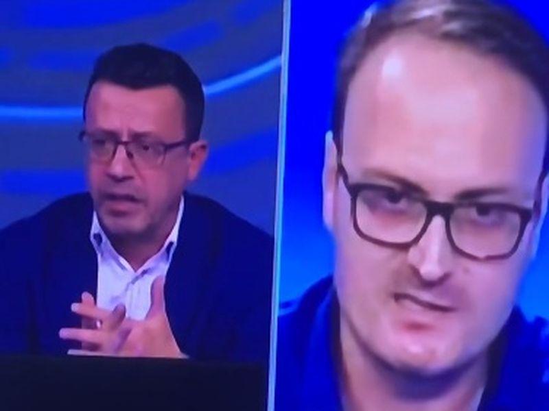 Scandal monstru la TV! Alexandru Cumpănașu și Victor Ciutacu și-au aruncat cuvinte grele: