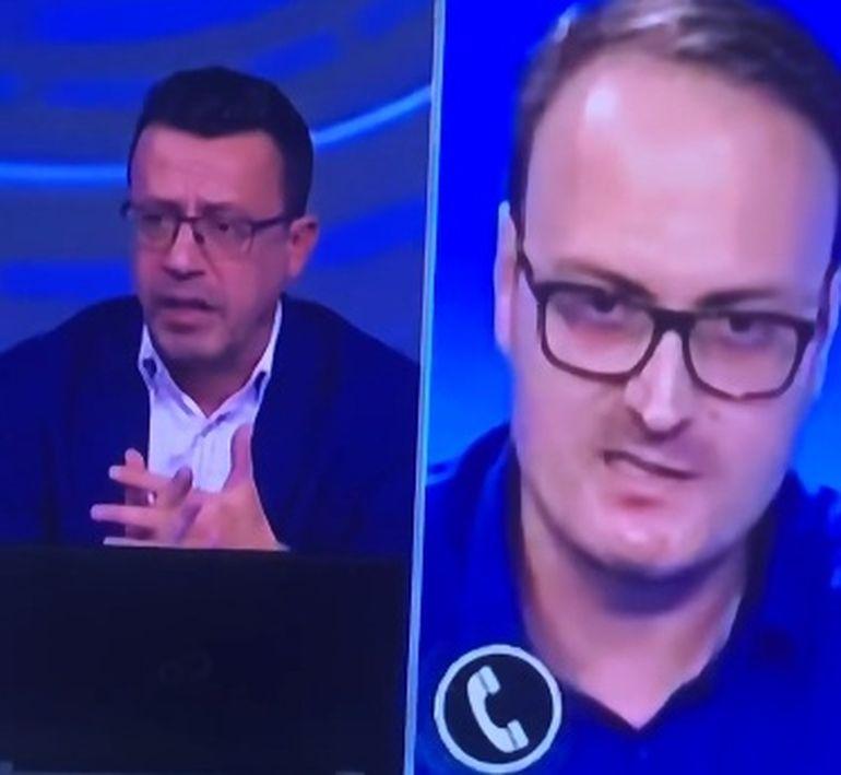 Alexandru Cumpănașu îi cere daune de un sfert de milion de euro unui jurnalist italian! Victor Ciutacu vrea să-l dea și el în judecată pe unchiul Alexandrei Măceșanu! Scandalul de pe TV se mută în instanță