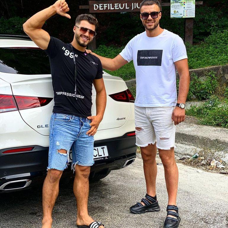 """Iancu Sterp, gest impresionant pentru Culiță Sterp de la Survivor România 2021. Cum îl susține pe fratele său mai mare: """"Este un războinic!"""""""