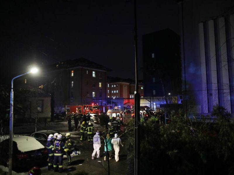 Ministrul Sănătății, primele declarații despre incendiul de la Matei Balș