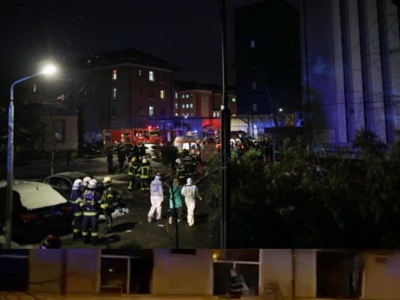 Martoră la incendiul de la institutul Matei Balș, declarații șocante!