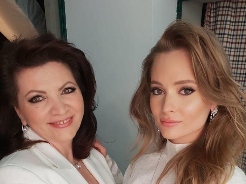 Gina Matache și Oana Miheț