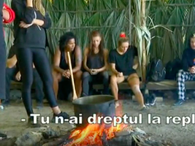 Scandal în tabăra Faimoșilor de la Survivor România