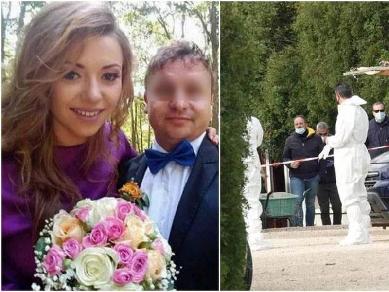 Femeia a fost ucisă de soțul ei
