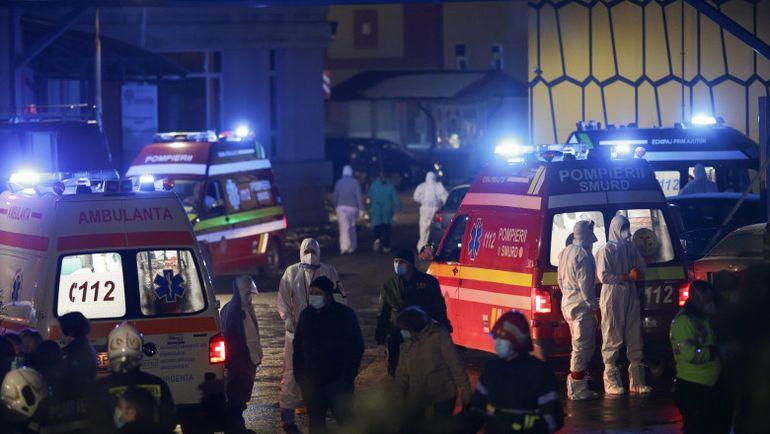 Încă un deces, în urma incendiului de la Matei Balș! Bilanțul se ridică la 12 morți