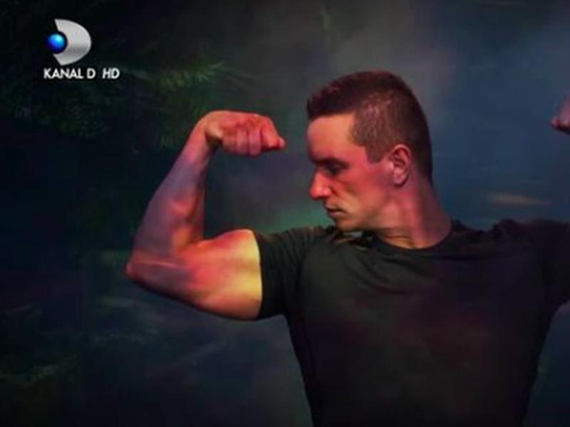 Războinicul Lucian Barbu de la Survivor România