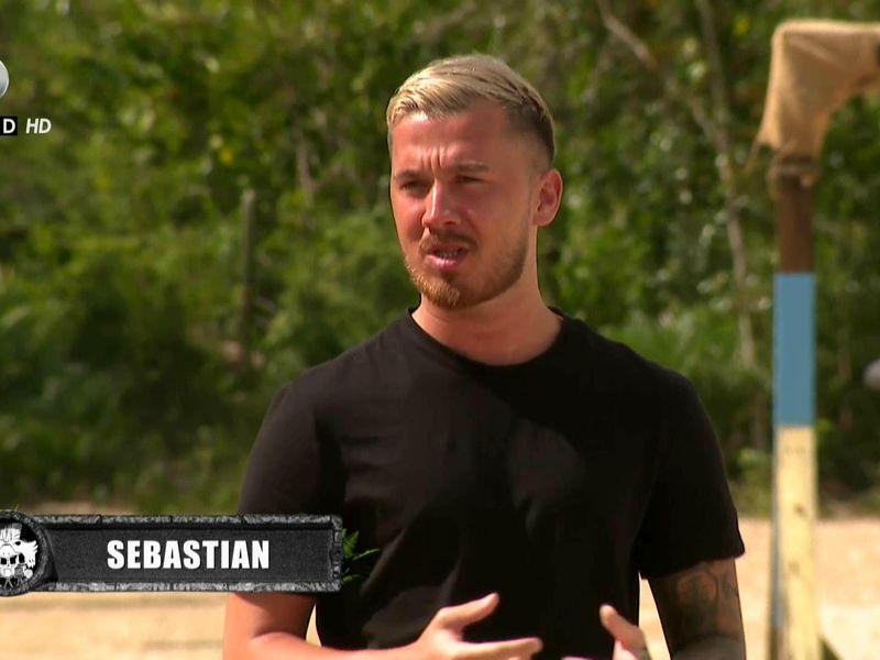 Cine e Sebastian Chitoșcă de la Survivor România