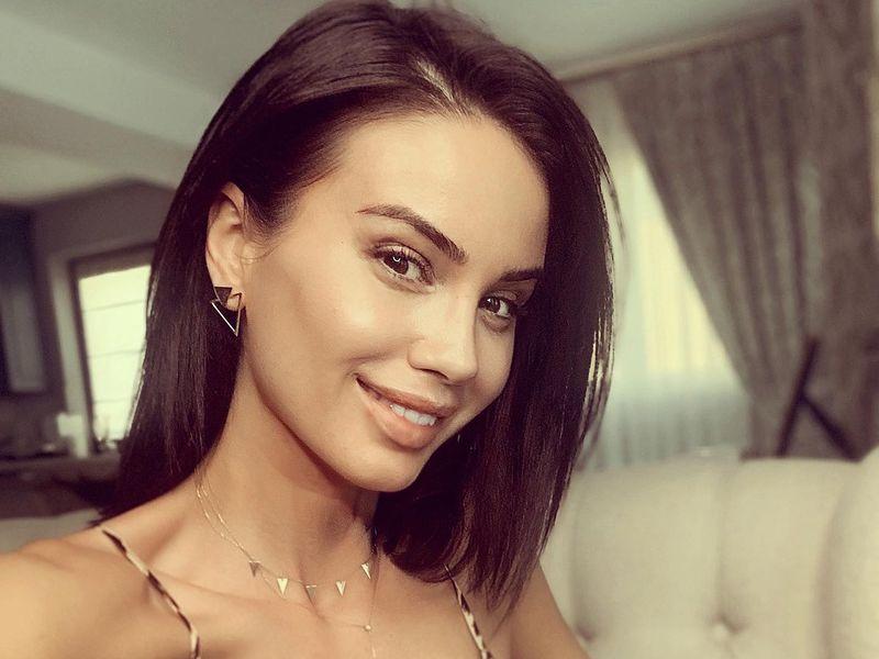 Geanina Ilieș, declarații despre debutul în televiziune! De la actriță, la prezentatoare de televiziune