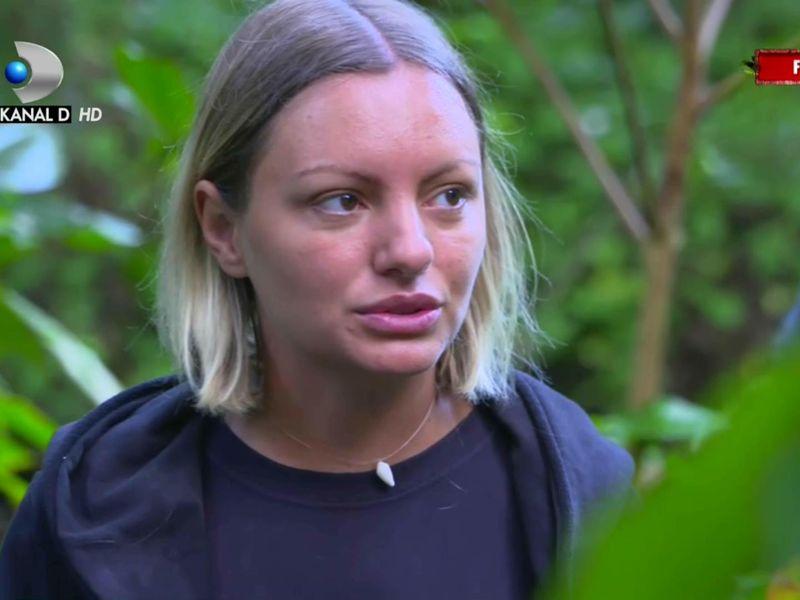 Alexandra Stan, avertisment dur pentru Ana Porgras de la Survivor România