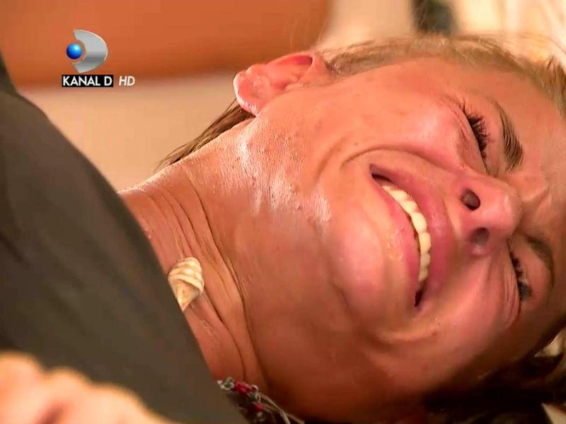 Elena Marin se accidentează pe traseu la Survivor România 2021