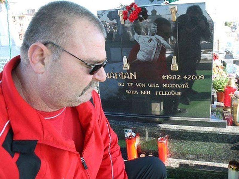 Au trecut 12 ani de la moartea handbalistului Marian Cozma! Tatăl sportivului, declarații cutremurătoare