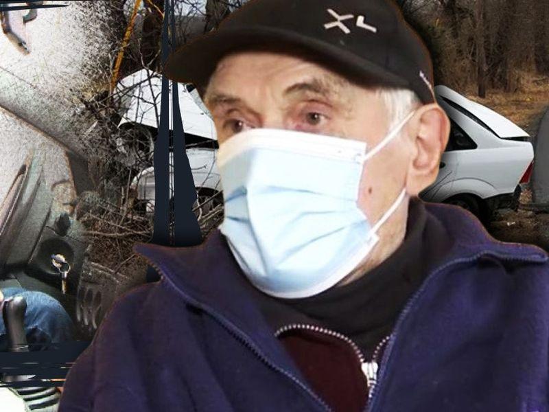 Prima declarație a șoferului de 97 de ani care a provocat un accident și a fugit de la locul faptei: