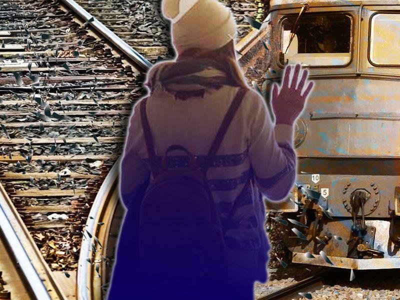 Tragedie fără margini în Sibiu! O fetiță de 13 ani s-a aruncat în fața trenului din cauza divorțului părinților săi