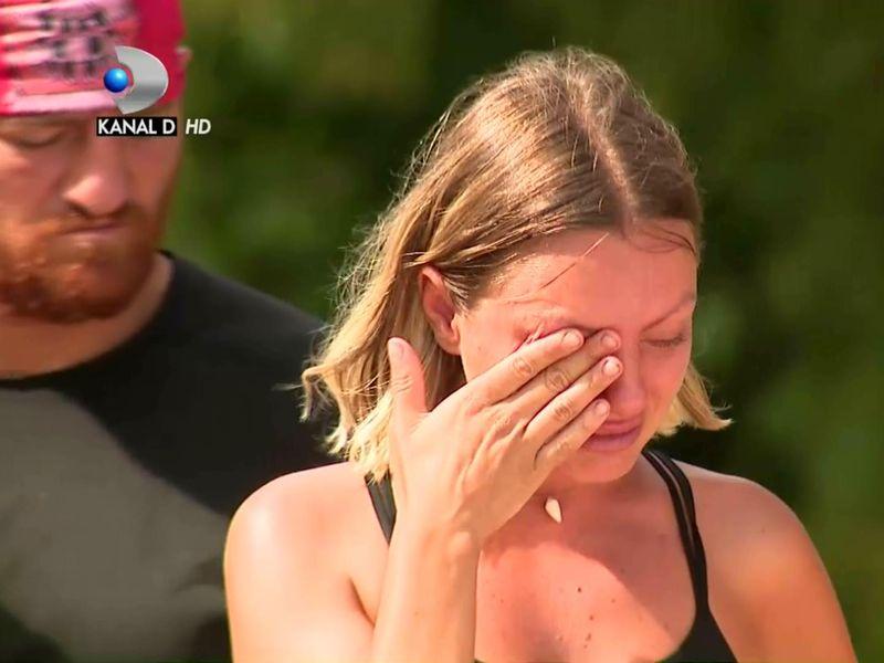 Alexandra Stan renunță la competiția Survivor România 2021