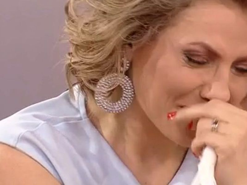 Mirela Vaida a izbucnit în lacrimi! Ce a sensibilizat-o pe prezentatoarea de televiziune: