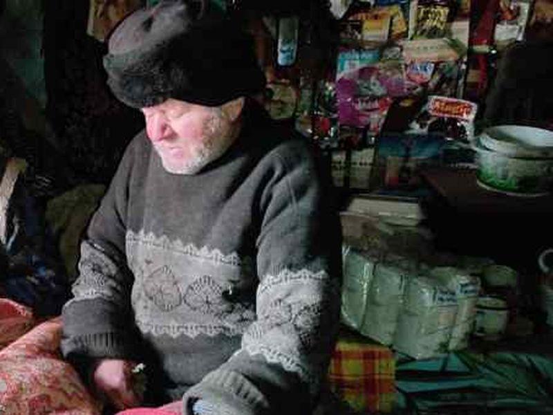 Bătrânii uitați de statul Român.