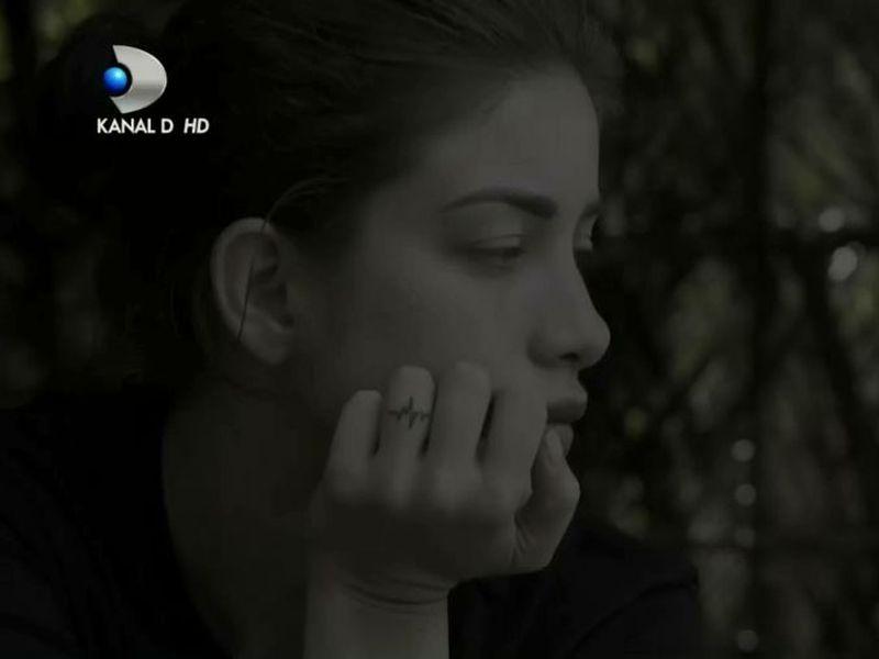 Mihaela a fost eliminată în ediția de Ziua  Îndrăgostiților.