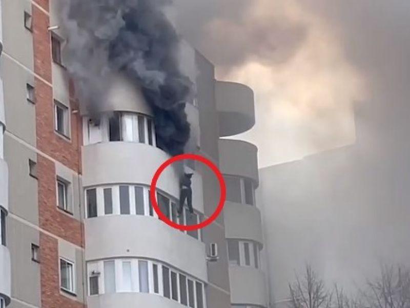 Femeia, decedată după ce a căzut în gol de la etajul 6