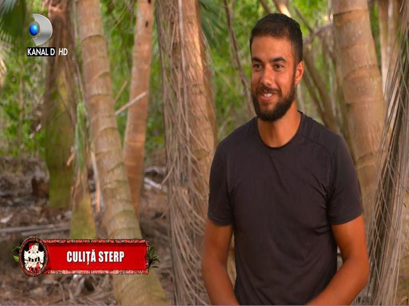 Culiță Sterp de la Survivor, atacat de viespi în jungla din Dominicană!