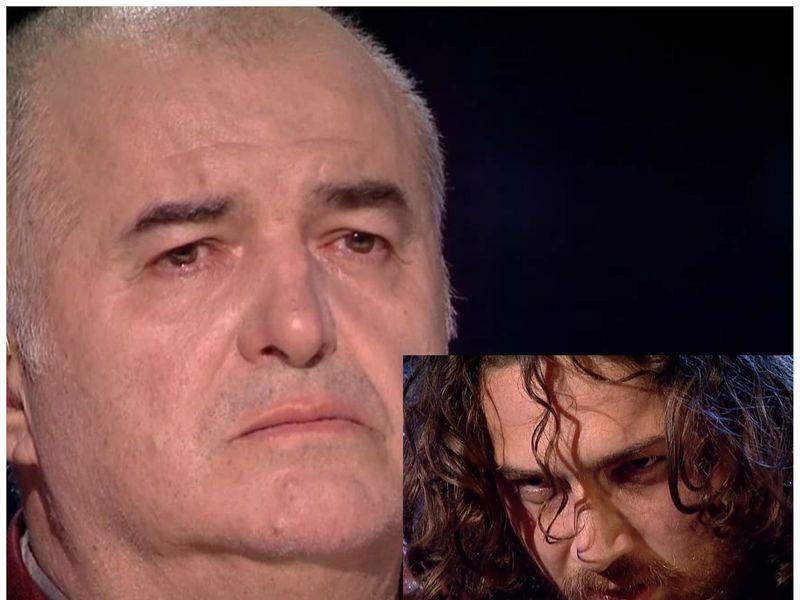 Florin Călinescu, impresionat până la lacrimi la Românii au Talent, sezonul 11!