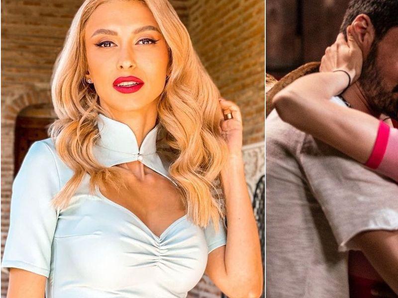 Andreea Bălan, criticată dur pe Internet de fanii cuplului George Burcea-Viviana Sposub!