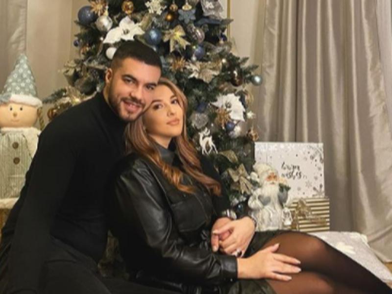 Culiță Sterp de la Survior și iubita lui, Danila Iliescu