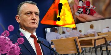 Ministrul Educației clarifică situația mărțișoarelor oferite de elevi în școli