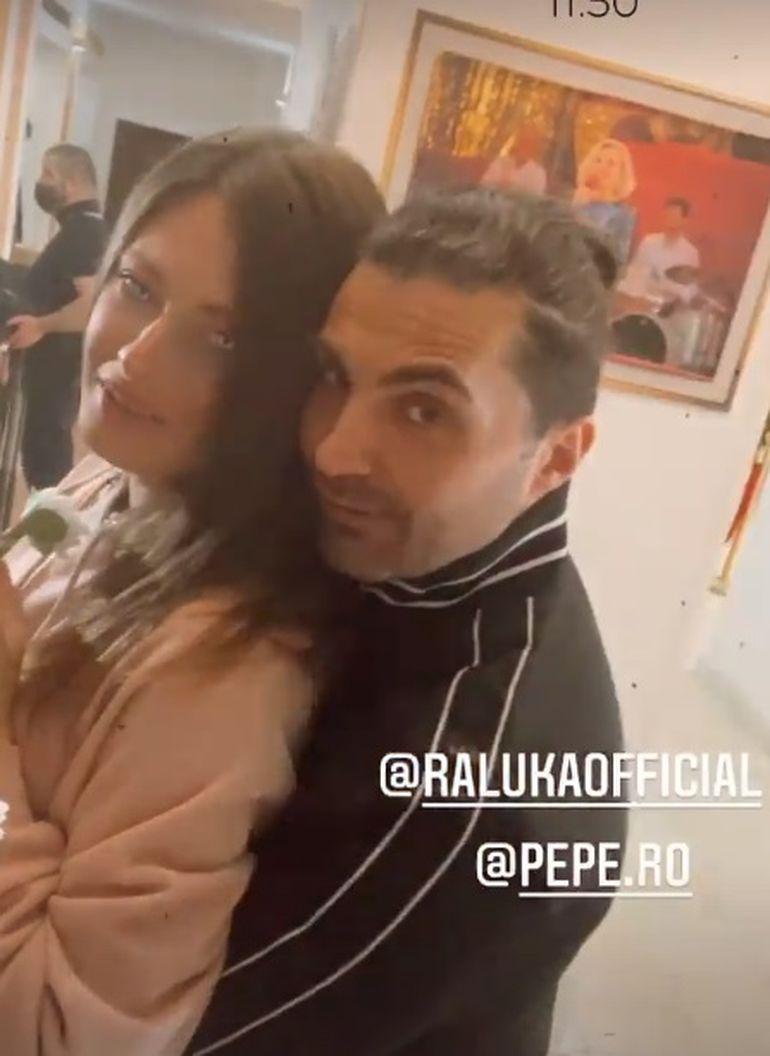 """Pepe, surprins alături de o artistă celebră de Dragobete! Cum s-au dat de gol: """"Și de Valentine's Day și de Dragobete împreună"""""""