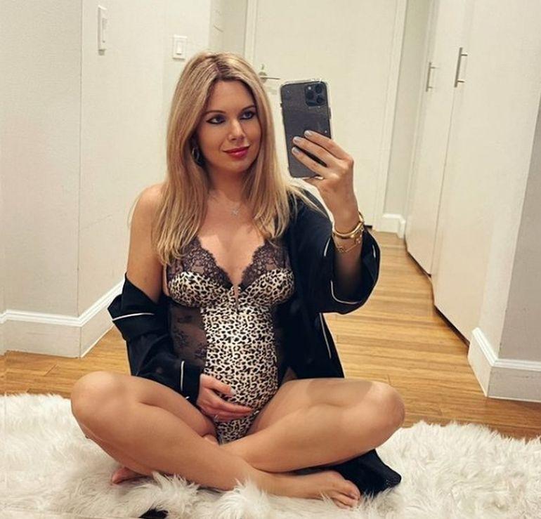 Bombă în showbiz! Iasmina Hill este însărcinată din nou! Prima fotografie cu burtica de gravidă