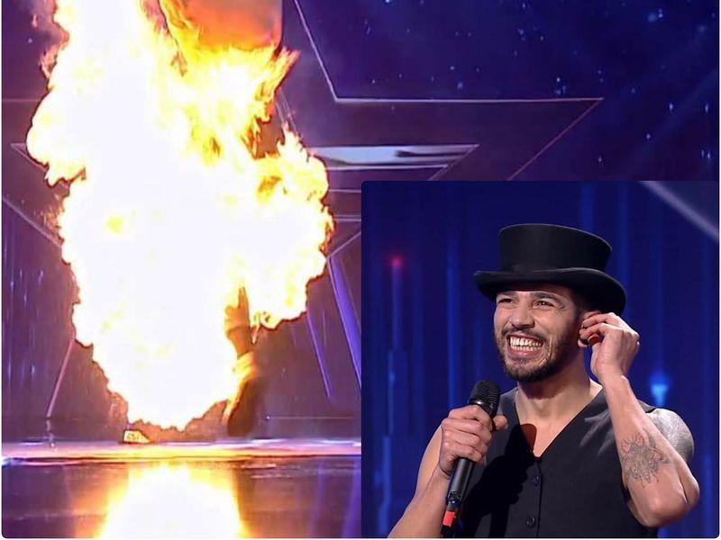 Muy Moi Show a luat foc pe scena de la Românii au Talent, sezonul 11!
