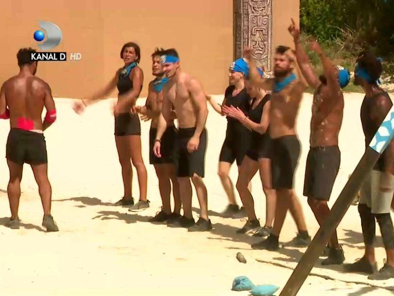 Războinicii câștigă imunitatea la Survivor România. Noii concurenți fac spectacol total în Dominicană