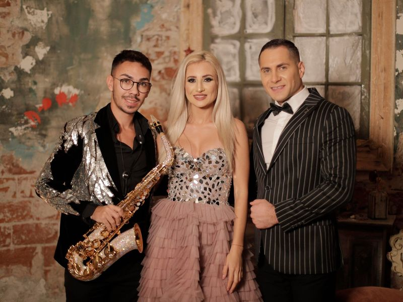 Mihai Priescu, Armin Nicoara si CLaudia Puican