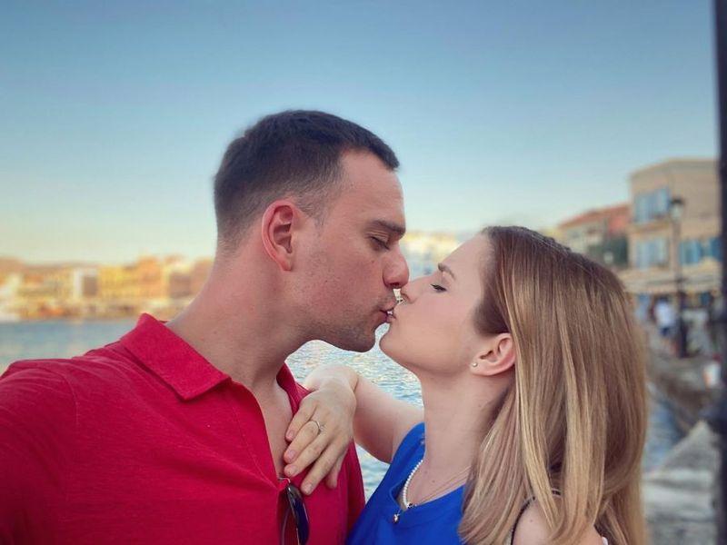 Vlad Gherman și Cristina Ciobănașu