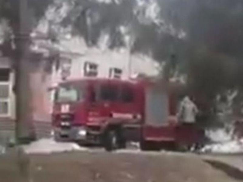Explozie puternică într-un spital din Ucraina