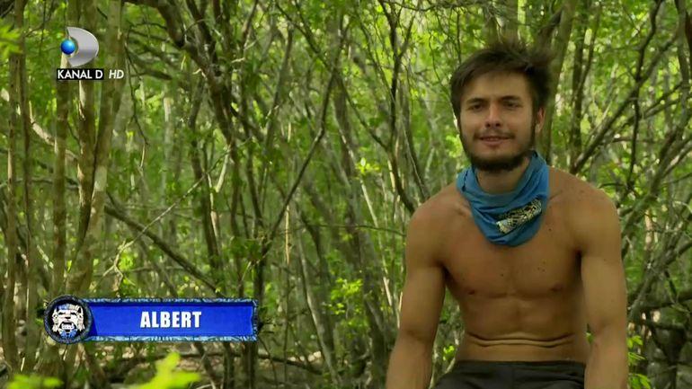 """Sindy de la Survivor România i-a căzut cu tronc lui Albert Oprea. Războinicul este fermecat de gingășia concurentei: """"E fata perfectă!"""""""