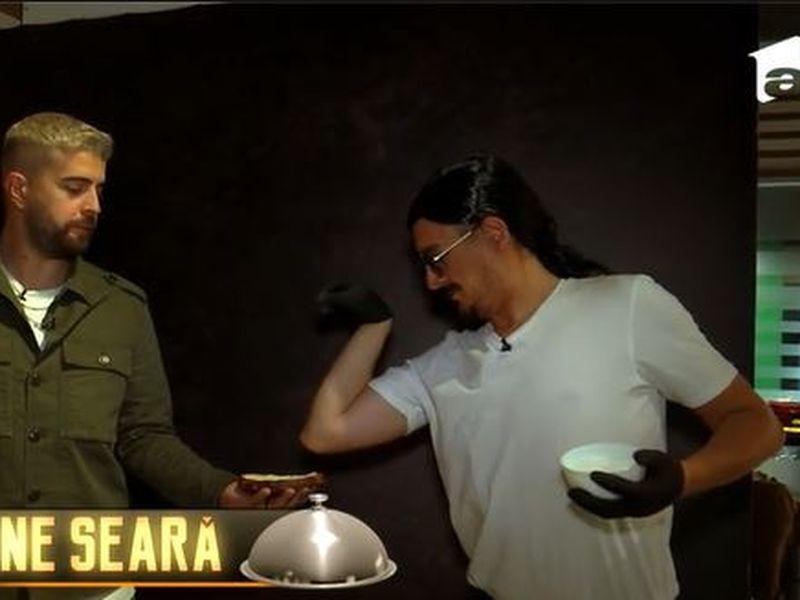 George Tănase îl aduce pe Salt Bae la Chefi la cuțite 2021